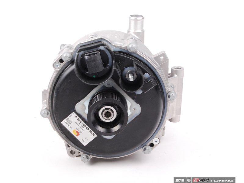 Genuine mercedes benz 27515000508870kt remanufactured for Mercedes benz alternator repair cost