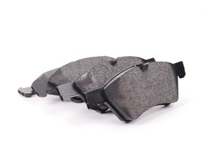 ES#2575723 - 1644200820 - Front Brake Pad Set - Does not include new brake pad wear sensors - Textar - Mercedes Benz