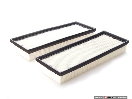 ES#2586708 - 2730940404 - Air Filter Set - Set of two engine air filters for your vehicle - OP Parts - Mercedes Benz