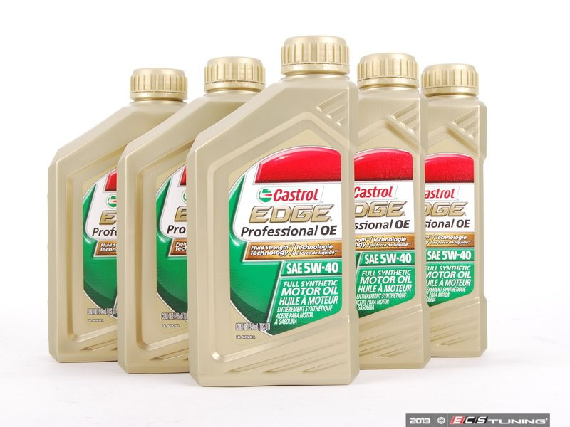 huile castrol 5w40 stunning what do these mean mile oil. Black Bedroom Furniture Sets. Home Design Ideas