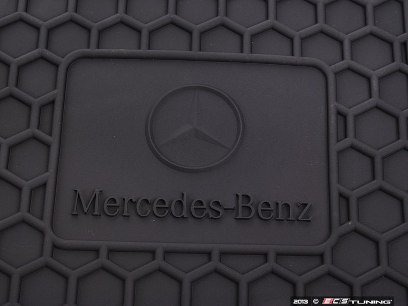 Genuine Mercedes Benz Q6680697 All Season Floor Mats