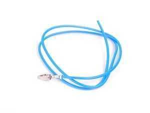 ES#2537967 - 61130007437kt - Double Leaf Spring Contact With Wire Lead - Pack Of 10 - 1.0mm - Genuine BMW - BMW
