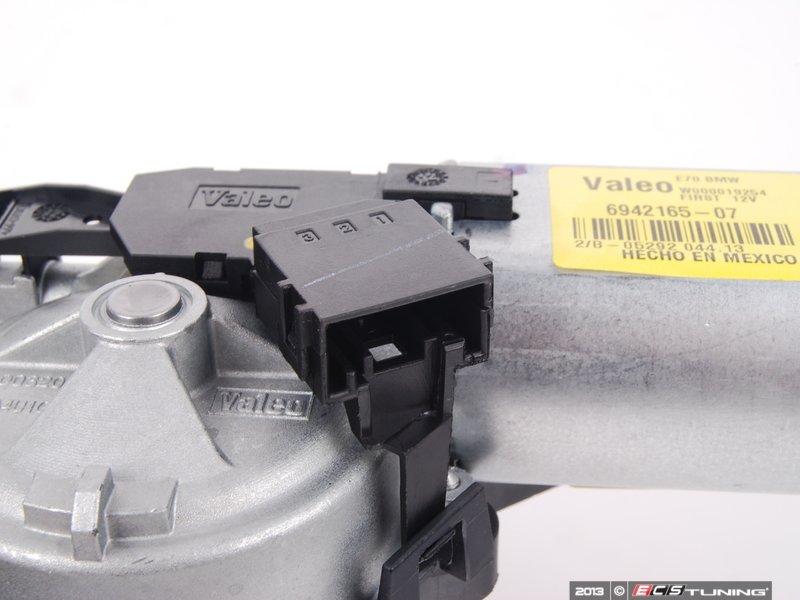 Genuine Bmw 67636942165 Rear Wiper Motor