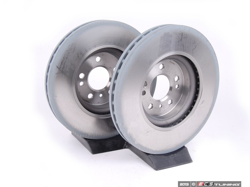 Genuine Mercedes Benz 1644211312kt1 Front Brake Rotors