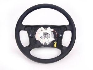 ES#53658 - 32341092038 - Leather Steering Wheel - Replace your weathered steering wheel for a new look and feel - Genuine BMW - BMW