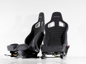 ES#2603002 - 52100442125KT - BMW Performance Sport Seat Set - (NO LONGER AVAILABLE) - An aggressive and classy upgrade for the serious BMW enthusiast. Includes wiring harnesses and installation hardware. - Genuine European BMW -