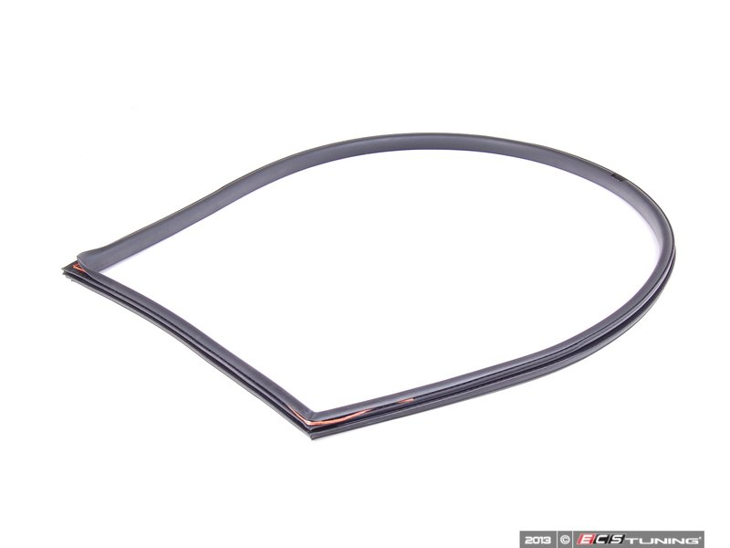 genuine bmw - 51728146765 - rear window seal