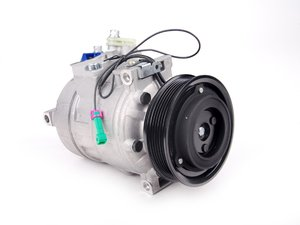 ES#2568110 - 4B0260805B - A/C Compressor - Includes the electromagnetic clutch assembly - Mahle-Behr - Audi Volkswagen
