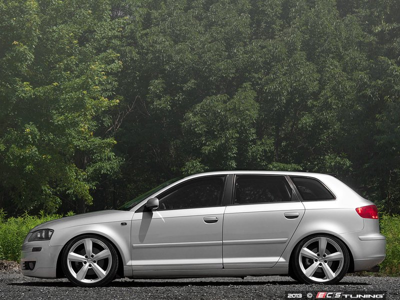 ecs news audi 8p a3 alzor style 604 wheels. Black Bedroom Furniture Sets. Home Design Ideas