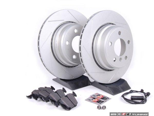 assembled by ecs ecse533421 5kt performance rear brake. Black Bedroom Furniture Sets. Home Design Ideas