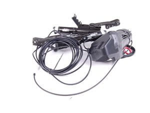 ES#255897 - 54347079586 - Convertible Top Hydraulic Unit - For vehicles with manufacture date up to 07/2007 - Genuine BMW - BMW