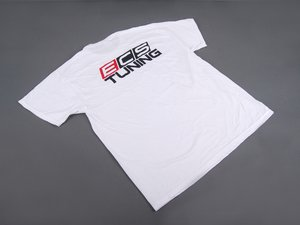 ES#7831 - 29M-WHITE-S - White ECS Short Sleeve T-Shirt - Small - (NO LONGER AVAILABLE) - Show your brand loyalty with this shirt from ECS - ECS -