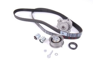 ES#2598118 - 06F198001WOAFKT - Ultimate Timing Belt Kit - Includes all necessary hardware and engine seals - Genuine Volkswagen Audi - Audi Volkswagen