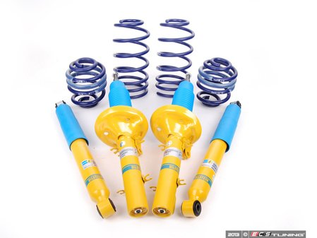 ES#3210 - 54738BSC - H&R Sport Spring & Bilstein Sport Shocks Combo - Perfect combination of handing & ride quality - Assembled By ECS - Volkswagen