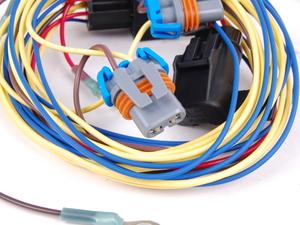 ECS News ECS MKV MKVI Fog Light Wiring Harness for