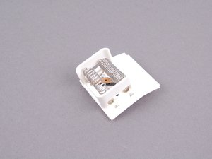 ES#233023 - 64111370927 - Heater Resistor - Used to control the speed of the blower motor - Genuine BMW - BMW