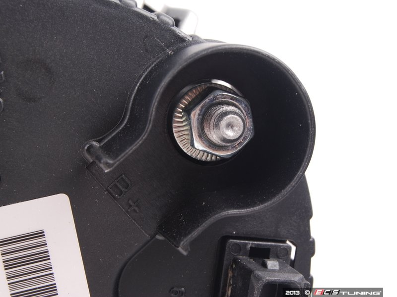 ECS News - BMW E46 M3 Starter/Alternator