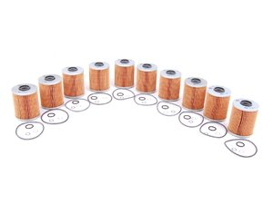 ES#1892611 - 11421730389 - Oil Filter - Pack Of 10 - Stock Up And Save! - Genuine BMW - Genuine BMW - BMW