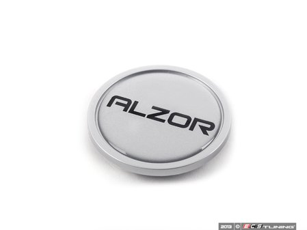 ES#2158223 - C201-A - Center Cap - Silver - Priced Each - For the Alzor Style 601 wheels. 58mm - Alzor - Audi Volkswagen