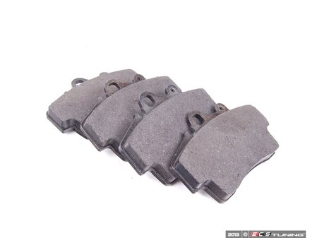 ES#2586259 - 98635193915 - Front Brake Pad Set - OE compound brakes - ATE - Porsche