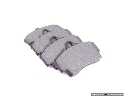 ES#2550168 - 98635293910 - Rear Brake Pad Set - ATE rear brake pads - ATE - Porsche