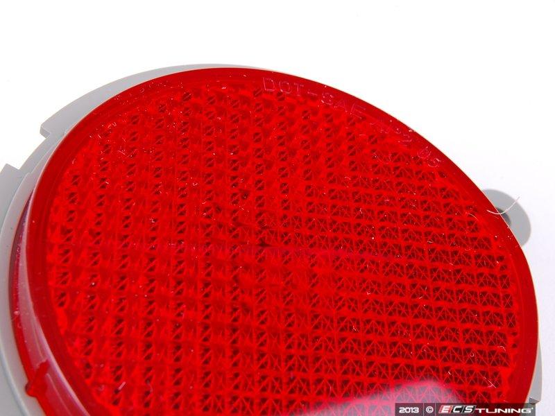 Genuine Bmw 63147046039 Rear Bumper Reflector Left