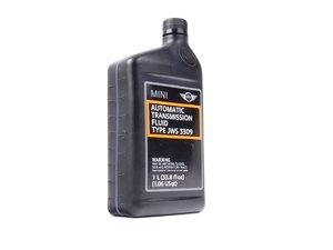 ES#2210791 - 83222220438 - Automatic Transmission Fluid / ATF JWS 3309 - Priced Each - Prevent premature transmission wear - 1 L - Genuine MINI - MINI