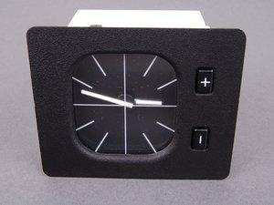 ES#171695 - 62131376903 - Dashboard Clock - European style & functionality for your BMW - Genuine BMW - BMW