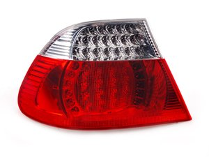 ES#174452 - 63216920699 - Outer LED Tail Light - Left  - White and Red design - Genuine BMW - BMW