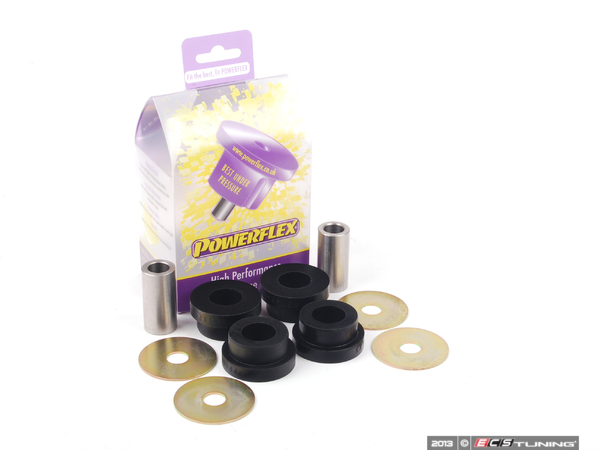 """ES#2651892 - PFR85-513x2 - Performance Polyurethane Rear Upper Control Arm Bushings - Outer - Helps maintain proper suspension geometry for improved handling and less """"rear steer"""" feeling - Powerflex - Audi Volkswagen"""