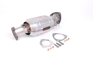 ES#2586344 - 8E0131089DXKT - Catalytic Converter Kit - Includes related hardware and gaskets - DEC - Audi