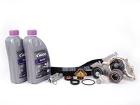 ES#2137115 - 078198479-1V2+ - ECS Tuning Timing Belt Kit - Ultimate Plus - The most comprehensive timing belt kit on the market with free shipping! - Assembled By ECS - Audi