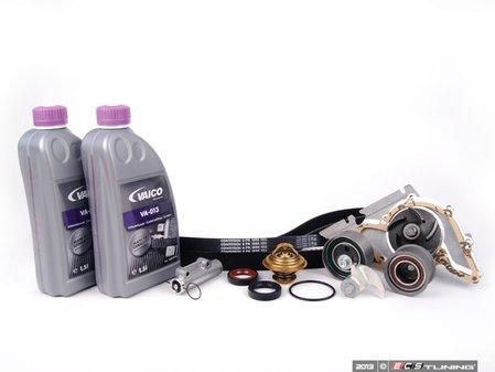 ES#2137115 - 078198479-1V2+ - ECS Tuning Timing Belt Kit - Ultimate Plus - The most comprehensive timing belt kit on the market! - Assembled By ECS - Audi