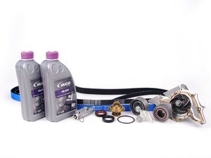 ES#2593570 - 078109487CKT - ECS Tuning Timing Belt Kit - Ultimate Plus With Gates Racing Timing Belt - Looking for the best timing belt kit on the market? Look no further than ECS Tuning. - Assembled By ECS - Audi
