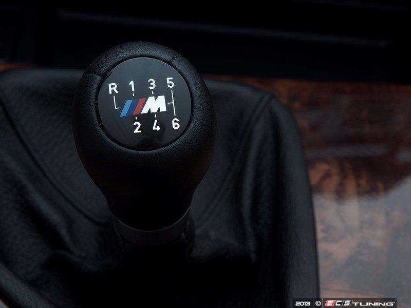 Genuine Bmw 25117896886 Zhp Shift Knob 6 Speed 25