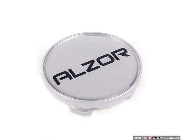 ES#2652237 - C615SL2-A - Center Cap - Silver - Priced Each - For Alzor Style 629 wheels. - Alzor - Audi Volkswagen