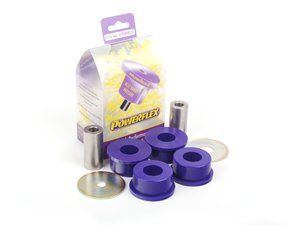 ES#2651068 - PFR5-425x2 - Performance Polyurethane Rear Differential Bushings - Front Position Set - Transmit more power to the ground and eliminate driveline slop - Powerflex - BMW