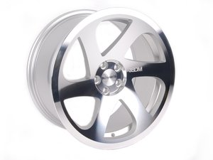 "ES#2681414 - 3S6891CKT1 - 18"" Style 0.06 Wheels - Set Of Four - 18""x9.5"" ET40 CB66.6 5x112 Polished - 3SDM - Audi"