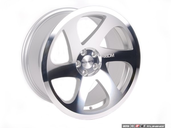 "ES#2636799 - 3S6892CLKT - 18"" Style 0.06 Wheels - Square Set Of Four - 18x9.5"" ET40 72.6CB 5x120. Directional wheel featuring fully polished faces. - 3SDM - BMW"