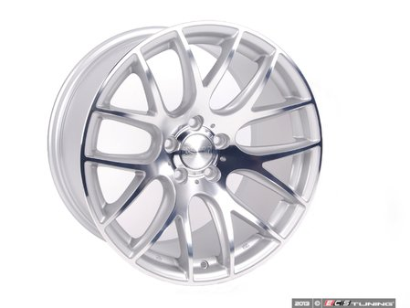"ES#2718131 - 3S1891KT1 - 18"" Style 0.01 Wheels - Staggered Set Of Four - 18""x8.5"" ET45/18""x9.5"" ET40 - CB66.6 5x112 Polished - 3SDM - Audi"