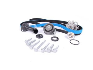 ES#2661299 - T306RB - Timing Belt Kit - Ultimate - A kit which include all the necessary timing components and seals. - Assembled By ECS - Volkswagen