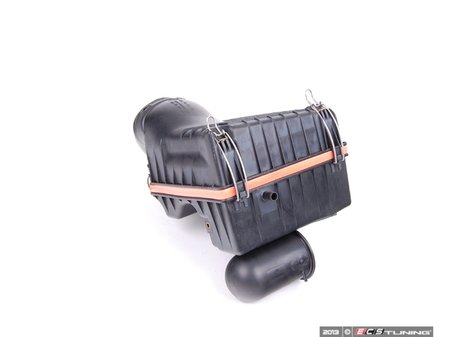 ES#1457997 - 96411003005 - Air Cleaner Assembly - Complete assembly with filter - Genuine Porsche - Porsche