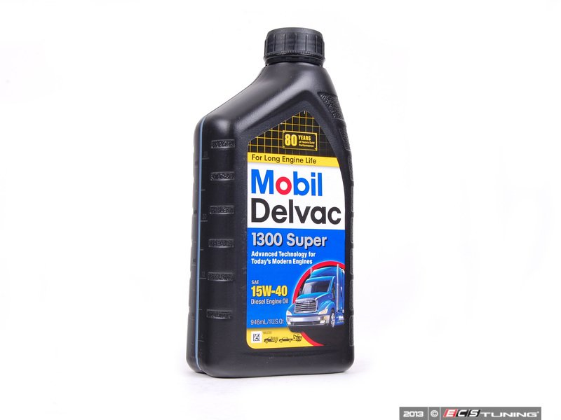 Genuine Mercedes Benz Q1090058 Mobil Delvac 1300 Super