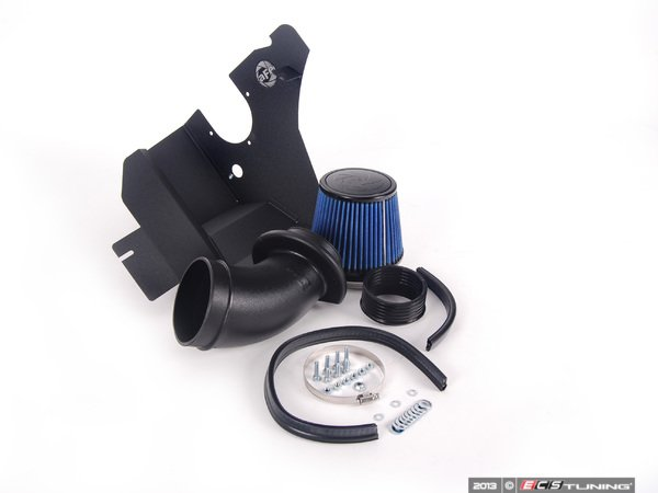 ES#2635551 - 54-12392 - Magnum FORCE Pro 5R Stage 2 Air Intake System - Excellent sound & power - the ultimate performance intake! aFe dyno charts show +20hp & +25lb/ft with an increase in flow of 80%! - AFE - BMW