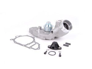 ES#2607981 - 95110602110 - Revised Water Pump Housing And Impeller - Turbo-style water pump - Geba - Porsche