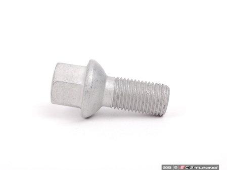 ES#2609146 - 0009904907 - Ball Seat Wheel Bolt - Priced Each - M14x1.5x30.7 - Febi - Mercedes Benz