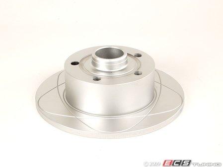 ES#518095 - 8D0615601B - Brake Disc - ATE -