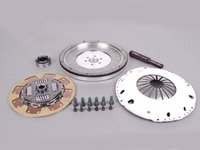 ES#1389 - ESR198031S3LWFW - Stage 3 Clutch Kit - Aluminum Flywheel (9lbs.) - Best suited for high horsepower vehicles, most track applications, and capable of holding up to 400 whp. - Assembled By ECS - Audi Volkswagen