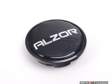ES#2575386 - 15031880-A - Center Cap - Black - Priced Each - For Alzor Style 615 & 640 wheels - Alzor - Audi Volkswagen
