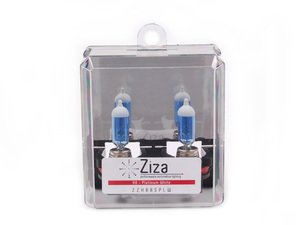 ES#2526574 - ZZH8BSPWa -  H8 Platinum White Bulb - Pair - Similar to 7500k HID color, increase intensity & visual appeal with a blue hue - ZiZa - Audi BMW Volkswagen MINI Porsche